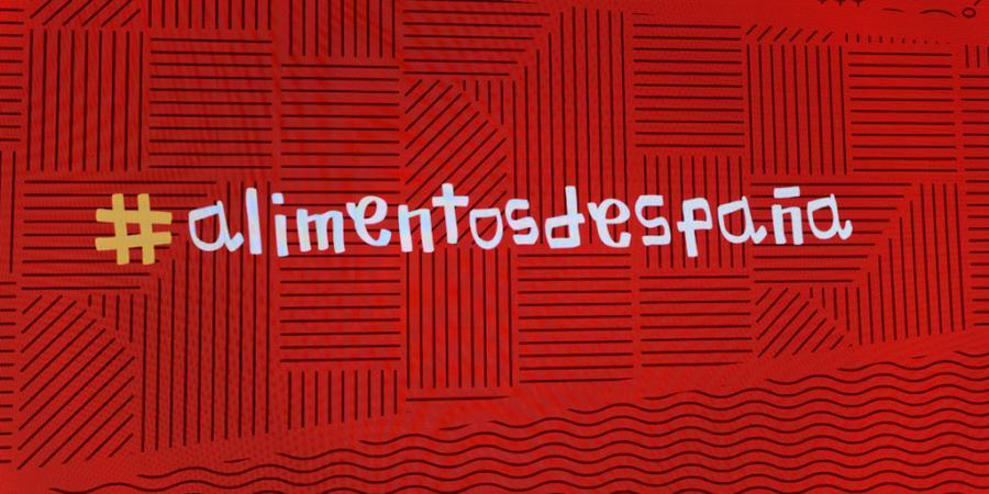 Logo aliments d'espanya