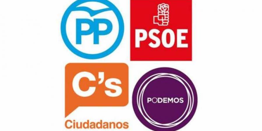 Logos partits polítics
