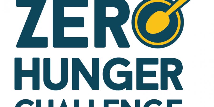 Zero Hunger logo