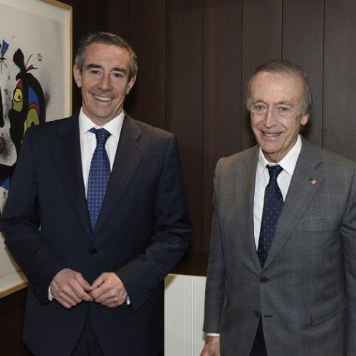 Juan Alcaraz i Miguel Torres