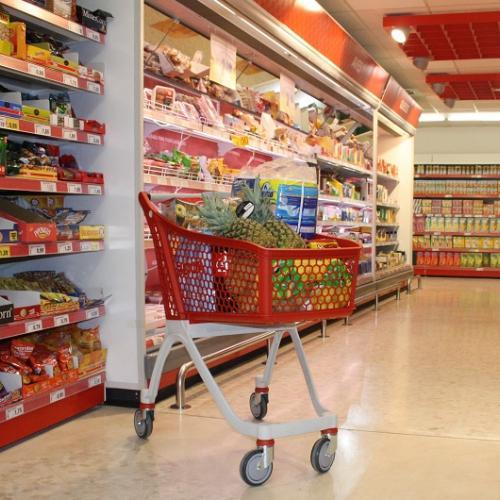 Lineal supermercado